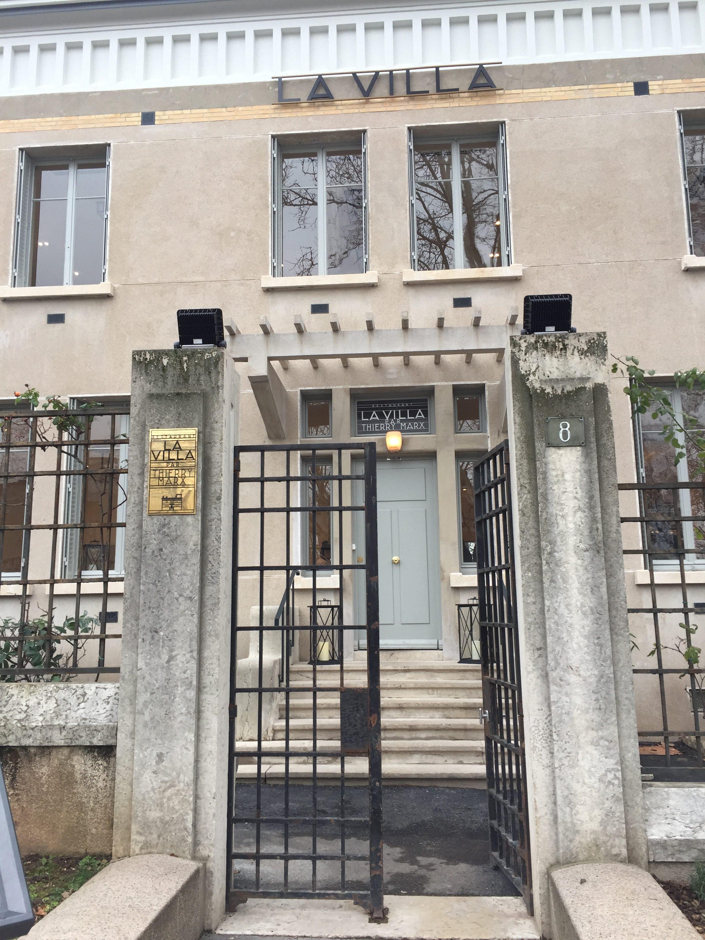 Lyon villa marx le paradoxe de la simplicit simonsays - Restaurant tout le monde a table lyon ...
